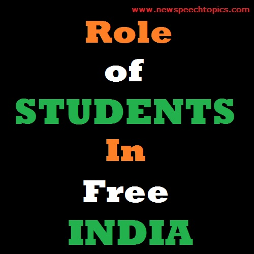 Essay Writing Topics Role of Students in Free India