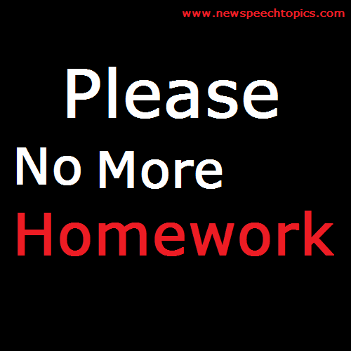 Essay writing topics – Kids Should Have Less Homework