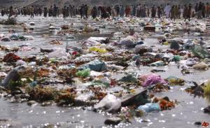 RIVER WATER POLLUTION IN INDIA